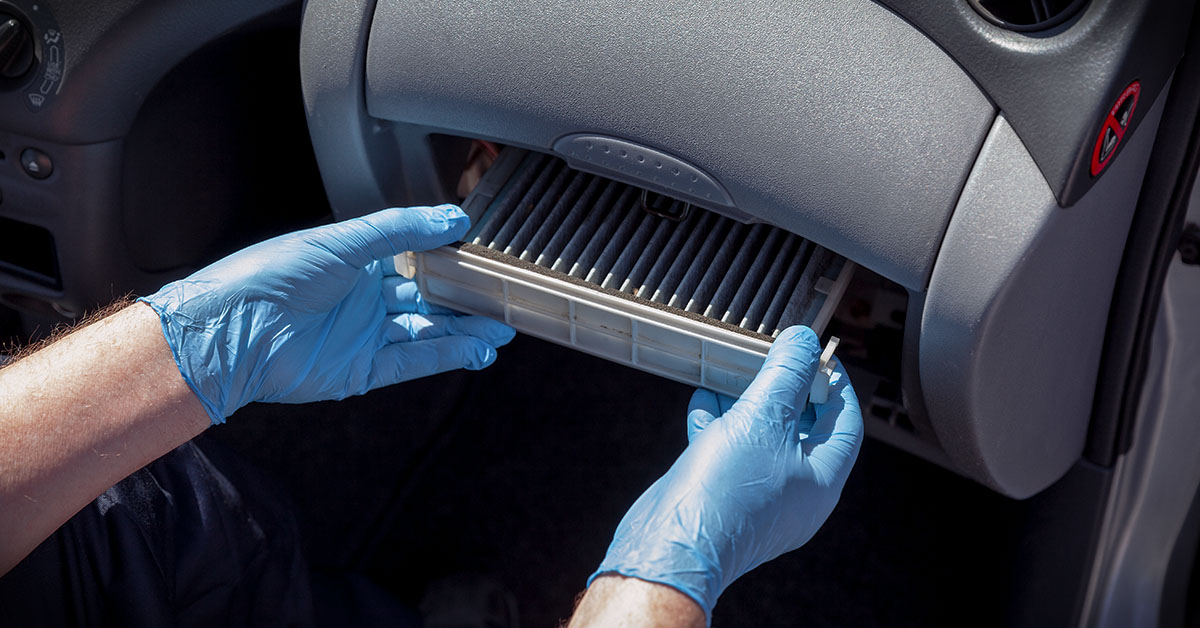 How Changing Your Car's Air Filter Can Save Your Allergies