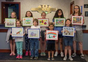 Children's Art Contest | Wheeling Auto Center